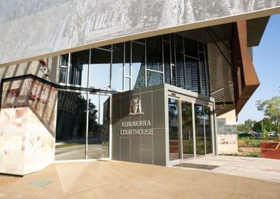 KUNUNURRA Courthouse WA