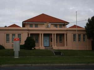 Wonthagi Courthouse