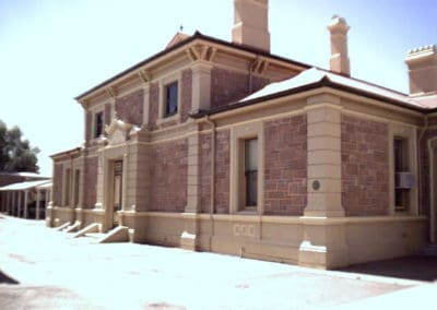 Old Pt Augusta Courthouse